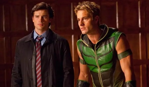 Tom Welling Justin Hartley Smallville
