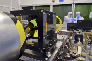 Dial-Up Space Communications System Gets 'High-Speed' Upgrade