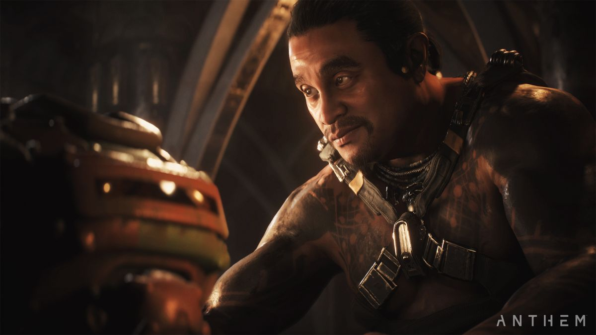 Anthem demo sessions are coming in January and February