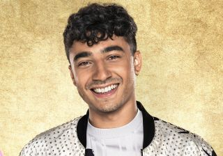 Strictly star Karim Zeroual, who was in EastEnders