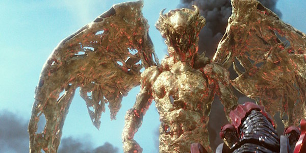Goldar in Power Rangers movie