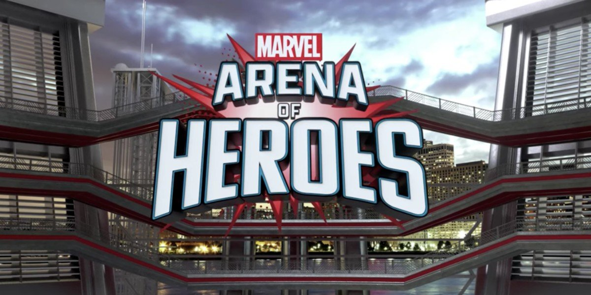 Marvel Arena of Heroes logo