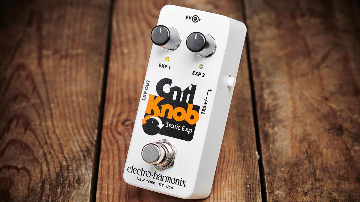 Electro-Harmonix Cntl Knob review