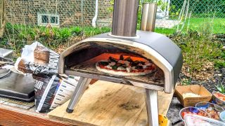 This pizza oven changed my life: Ooni Fyra pizza oven
