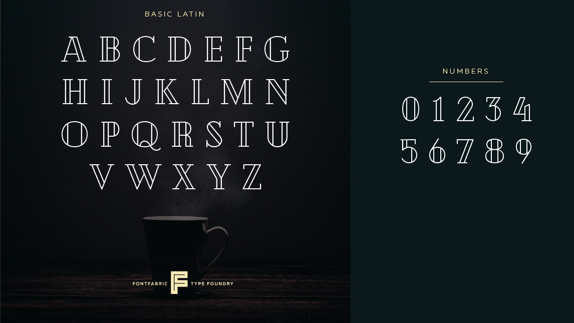 Best free fonts: Cheque