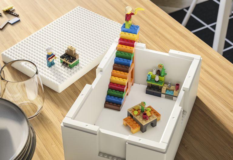 Lego sale: LEGO x IKEA: BYGGLEK collection