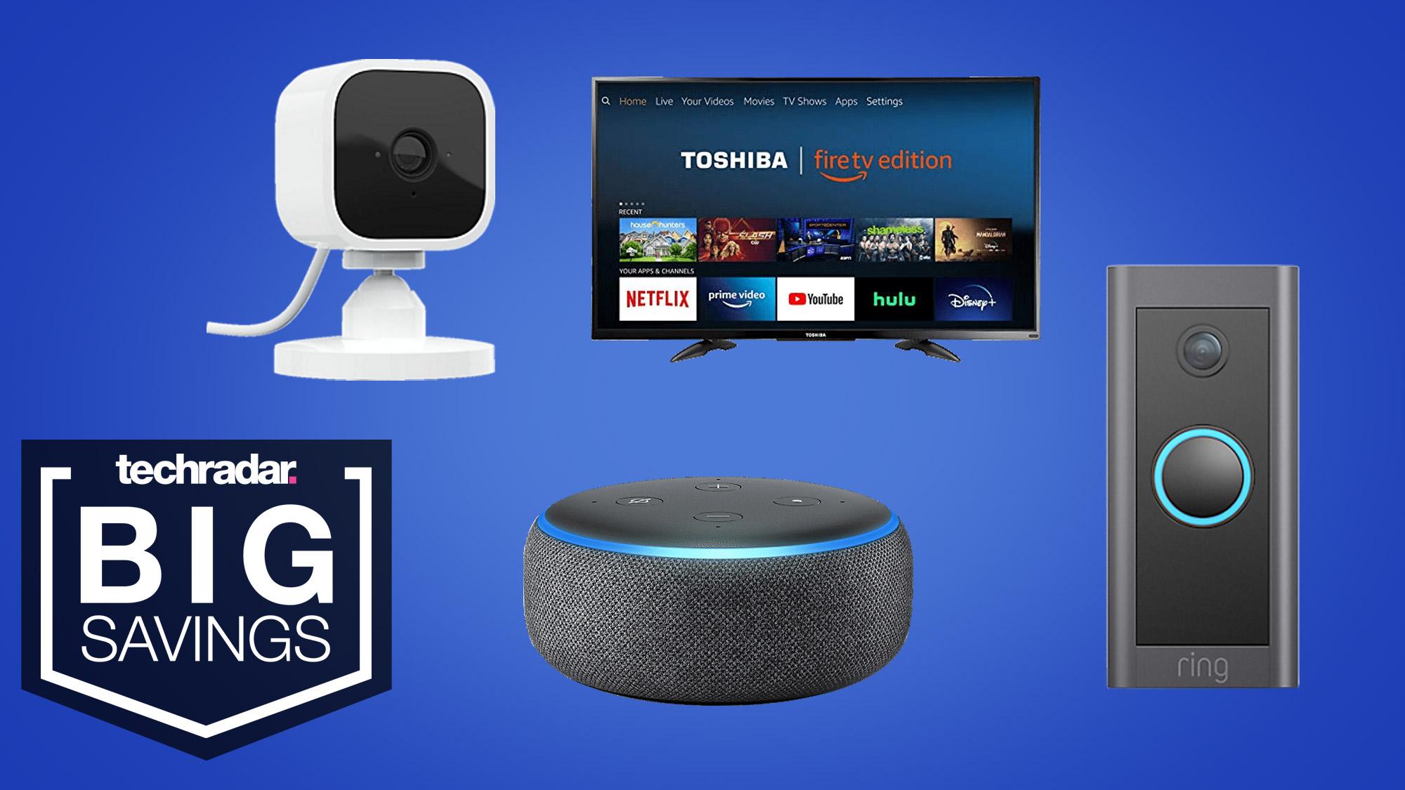Huge Amazon sale: early Prime Day deals on 4K TVs, Blink Mini, Fire TV Stick, more thumbnail
