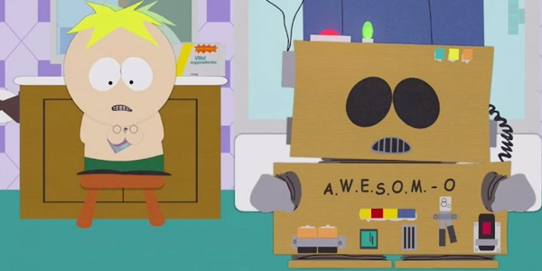 South Park Butters Cartman Comedy Central