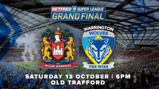 Super League Grand Final live stream Wigan Warriors vs Warrington Wolves
