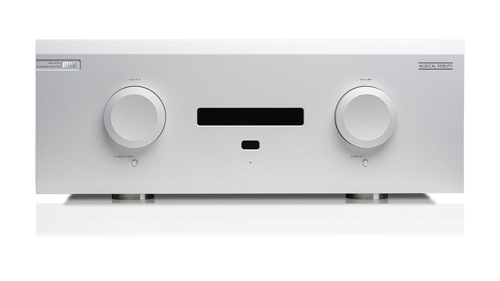 Musical Fidelity M8xi amplifier detailed ahead of Bristol Hi-Fi Show unveil