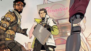 cover of Apex Legends: Overtime #1