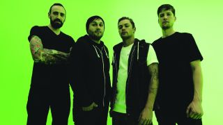 After The Burial band photo