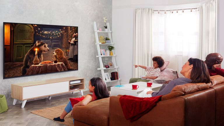 LG 2020 NanoCell TV with LG SN4 Bluetooth Sound Bar