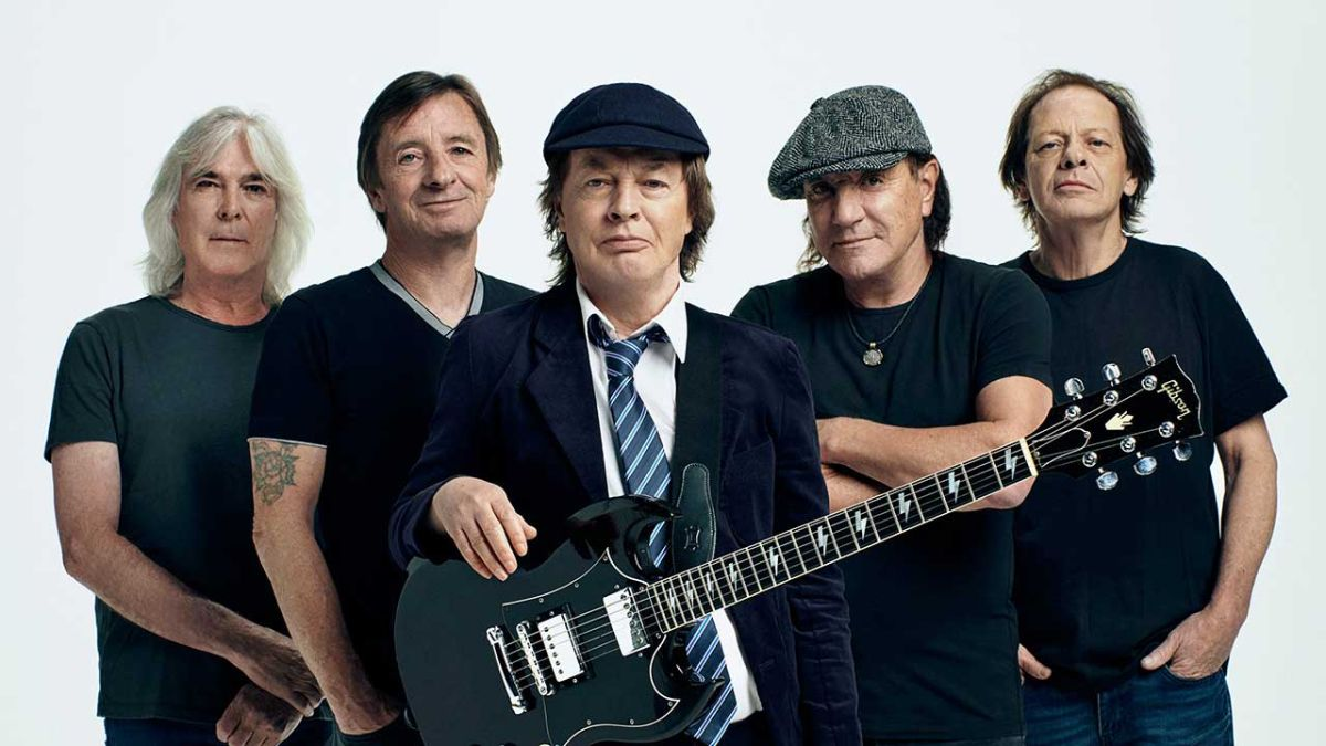 AC/DC engineer Mike Fraser: I swear I could hear Malcolm singing