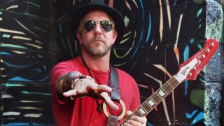 A press shot of devon allman