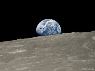 Why #Earthrise? The iconic photograph behind Earth Day's hashtag