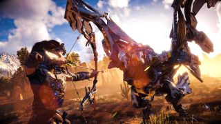 Horizon Zero Dawn 2 is coming to PS4 at some point