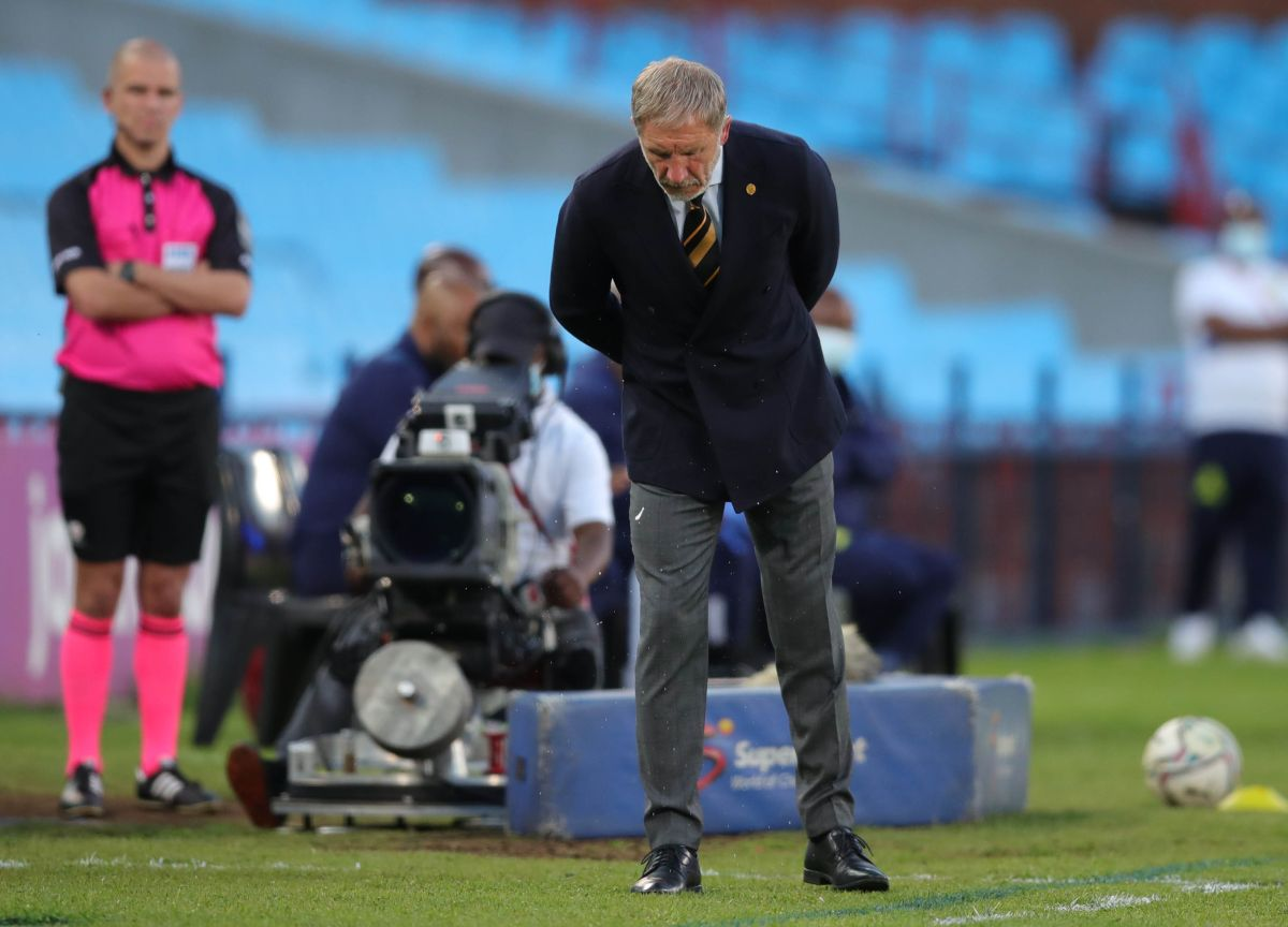 'I think it's not only a hard defeat, it's an embarrassment' - Baxter