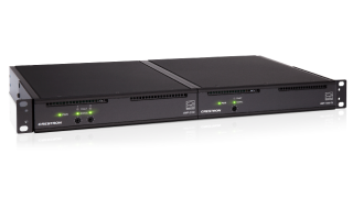 Crestron Shipping New Modular Amplifiers