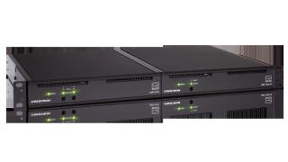 Crestron Shipping New Modular Amplifiers