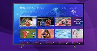 Roku's Olympics 'experience'