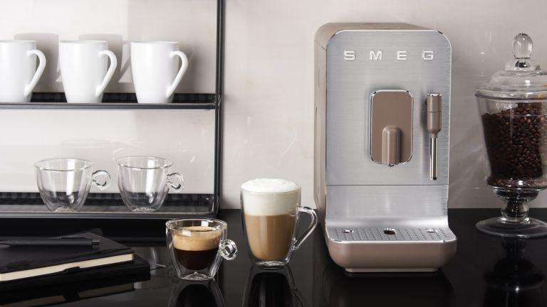 SMEG BCC02 bean to cup coffee machine