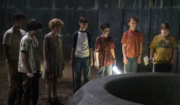 IT The Losers Club Sewer