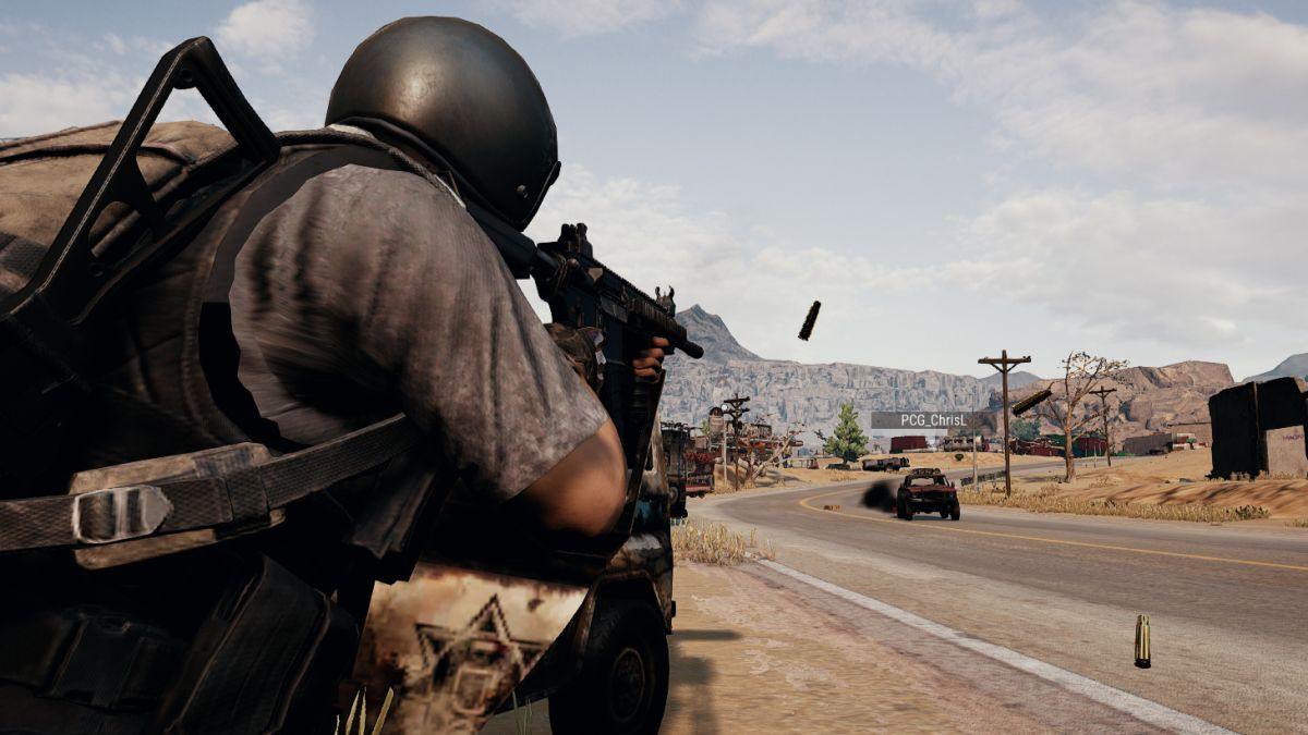 Watch A PUBG Cheat That Enables Instant Healing And