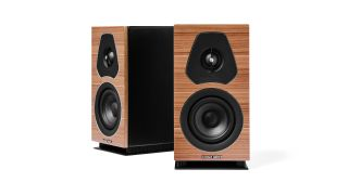 Classy speakers with a surprisingly grown-up sound
