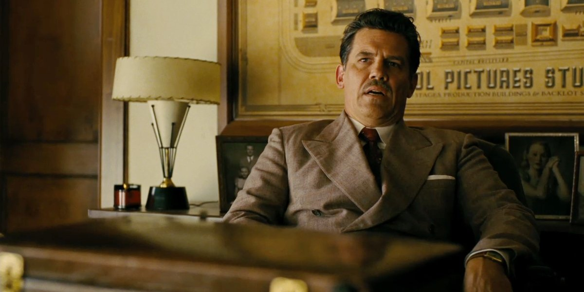 Josh Brolin in Hail Caesar!