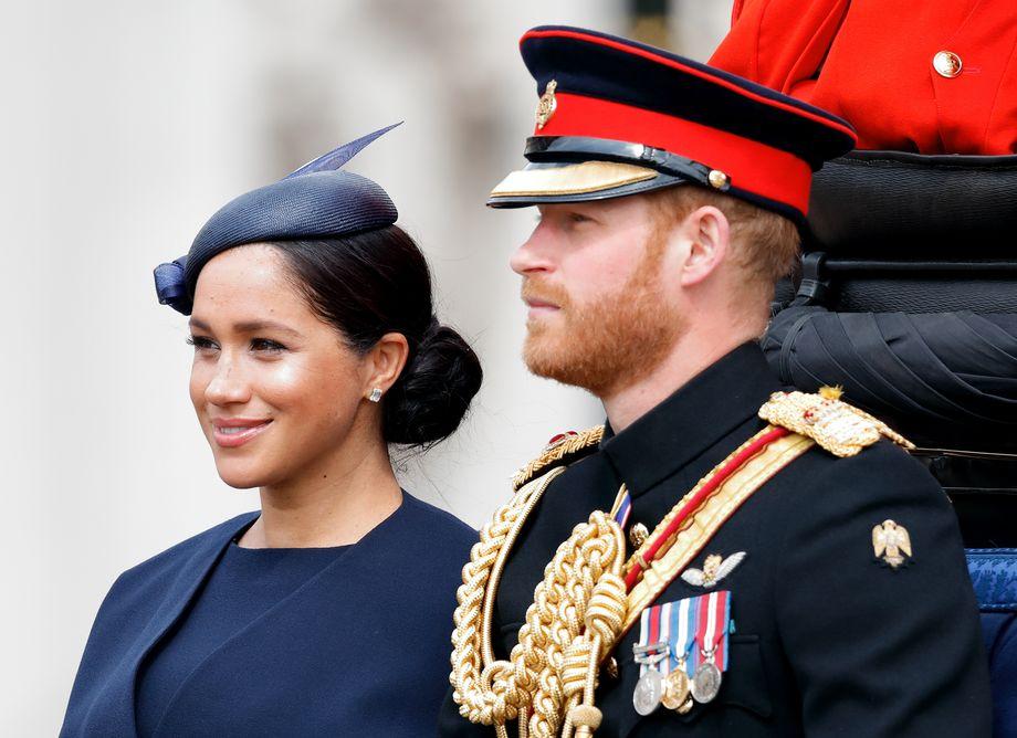 Prince Harry and Meghan tour