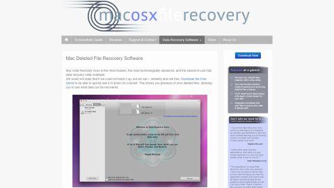 Mac data recovery guru review