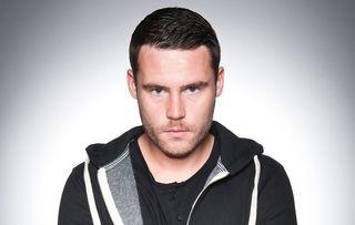 Aaron Dingle in Emmerdale, cast shot