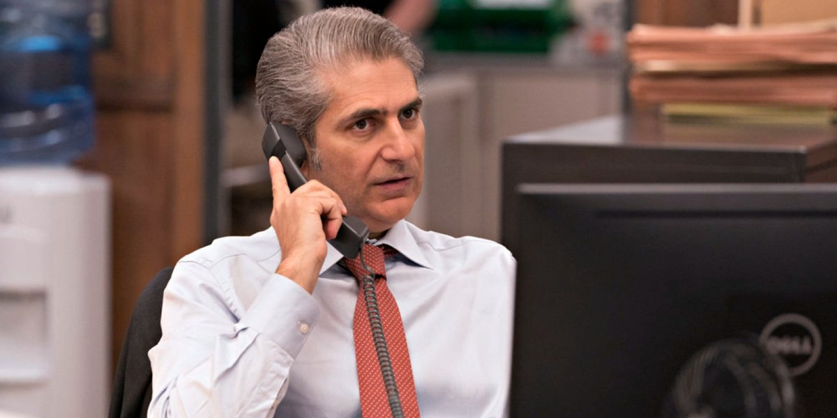 Michael Imperioli on Lincoln Rhyme: Hunt for the Bone Collector
