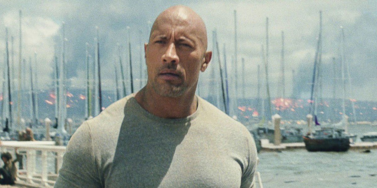 The Rock back for San Andreas 2?