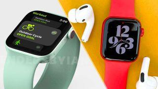 Apple Watch 7 vs. Apple Watch 6