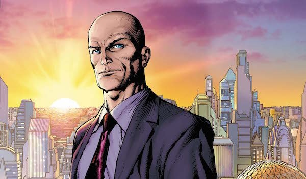 Lex Luthor Is Frequently Involved