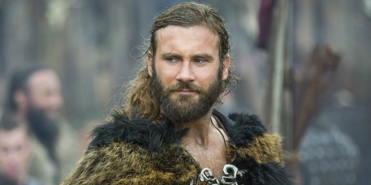 Clive Standen on Vikings