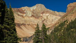El Diente Peak in Colorado