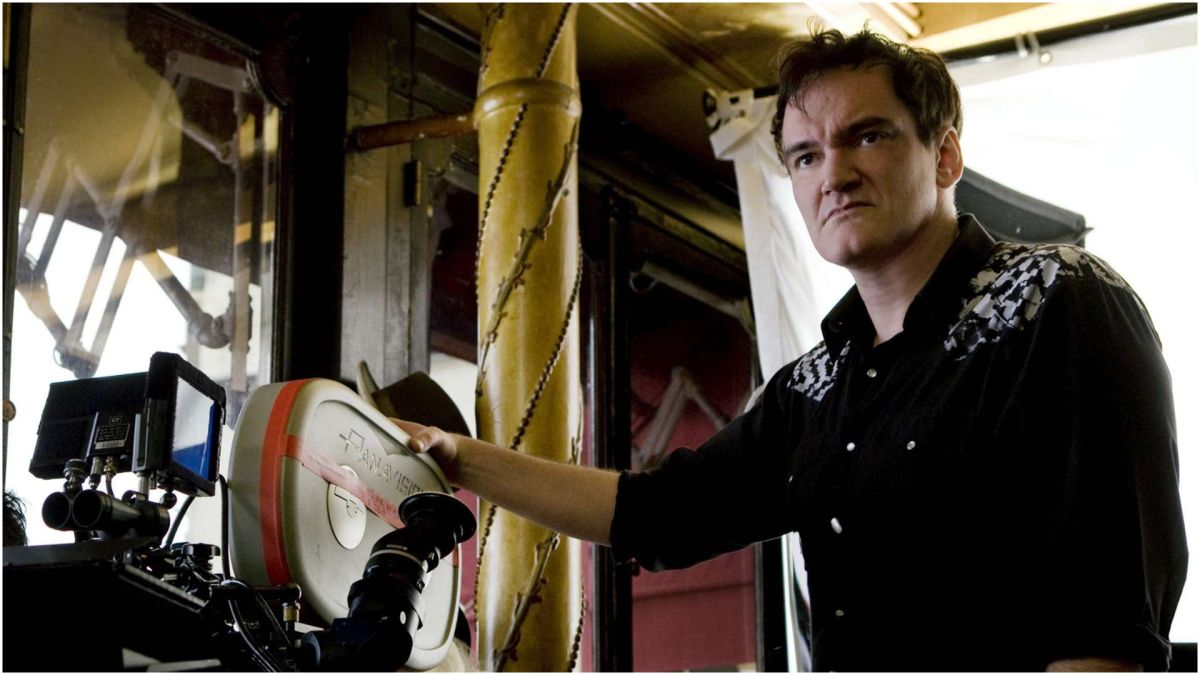 "Screenwriter Mark L Smith talks working with Quentin Tarantino on Star trek: ""We had so much fun with Kirk"""