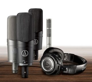 "Audio-Technica Offers ""40 Gets You 50"" Rebate"
