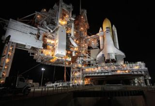 Astronauts Ready for Shuttle Launch Amid NASA Uncertainty