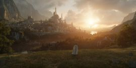Amazon's Lord Of The Rings Premiere Date Revealed To Celebrate Season 1 Production Wrap