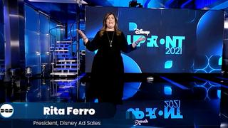 Rita Ferro Disney Upfront
