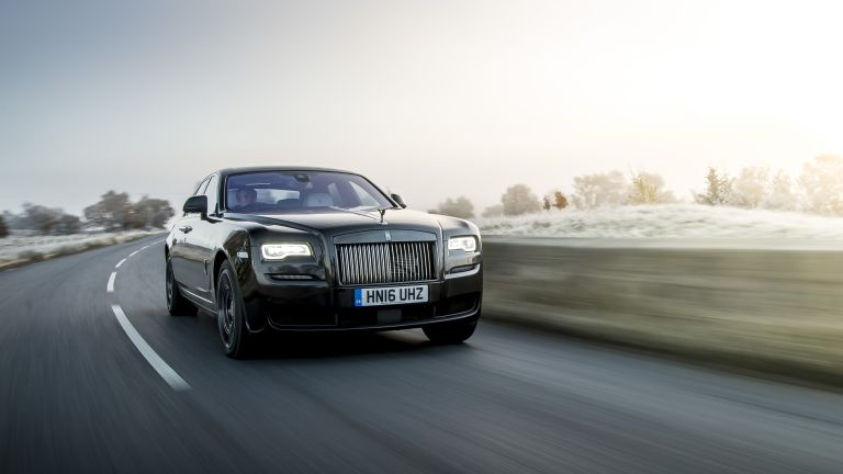 T3 Drives The Rolls Royce Ghost Black Badge Is On Another Level T3