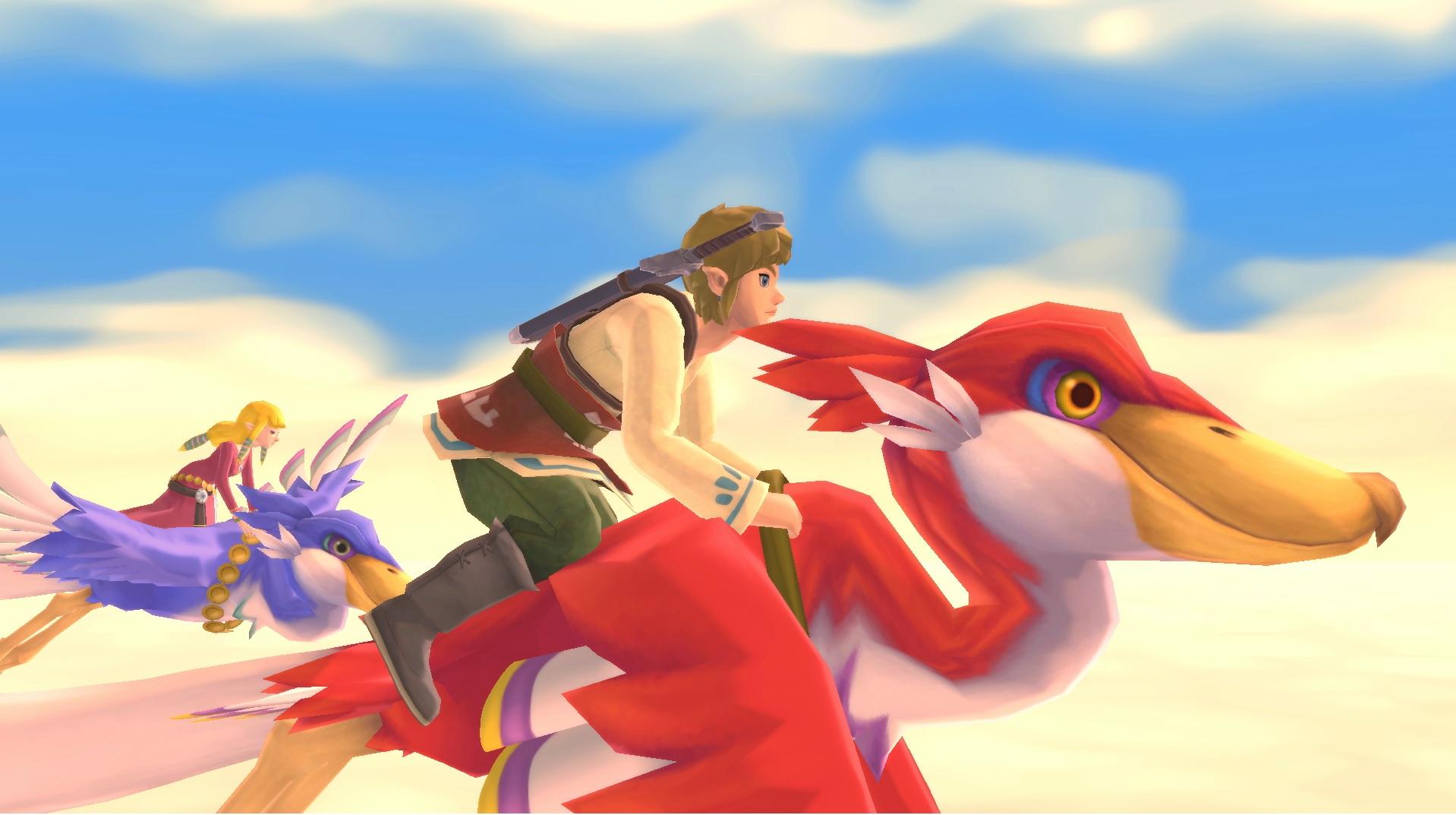 The Legend of Zelda: Skyward Sword HD on Nintendo Switch