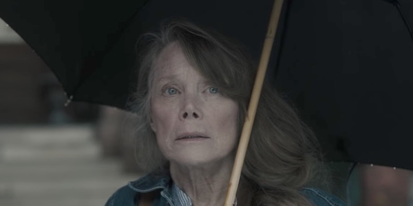Sissy Spacek as Ruth Deaver in Castle Rock