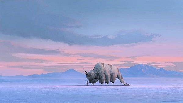 Aang Oppa Avatar: The Last Airbender Netflix