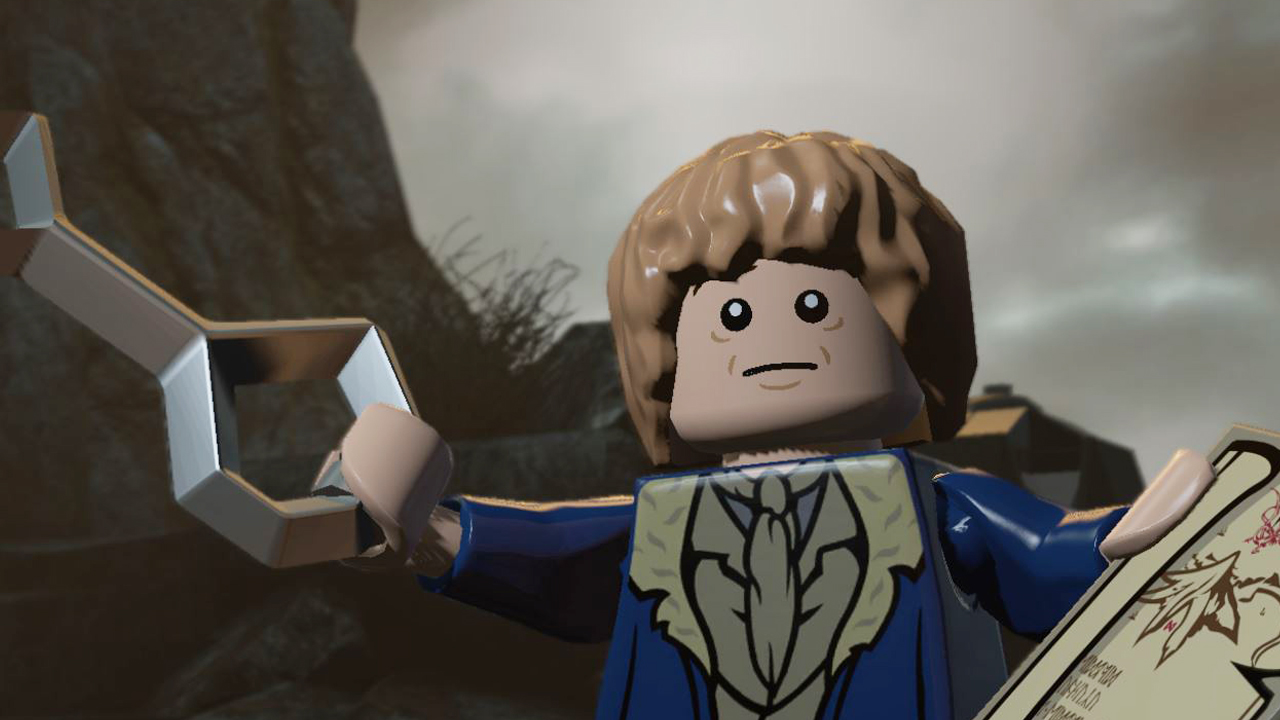 Lego: The Hobbit is free on the Humble Store
