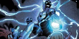 DC's Blue Beetle Movie Is Reportedly Lining Up A Cobra Kai Star For The Lead Role